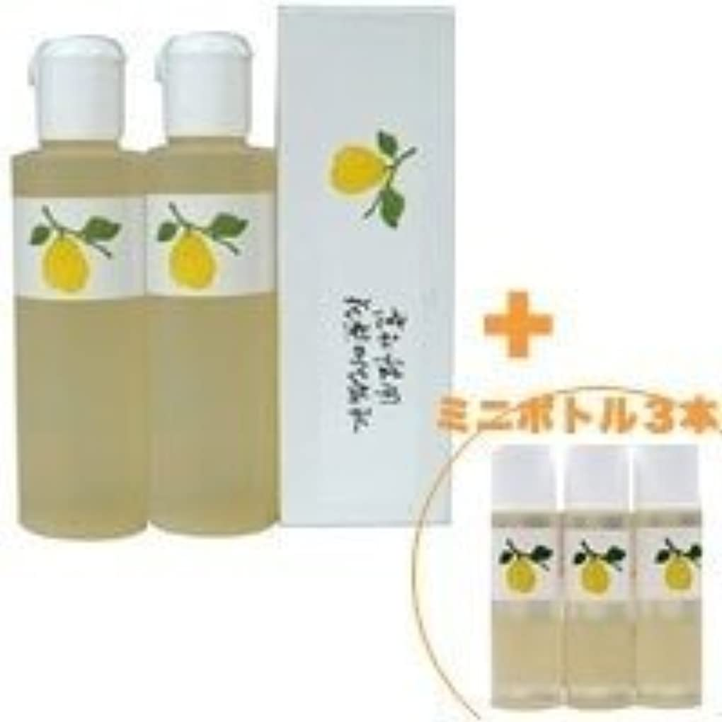 蒸発する相関する表示花梨の化粧水 200ml 2本&ミニボトル 3本 美容液 栄養クリームのいらないお肌へ 保湿と乾燥対策に