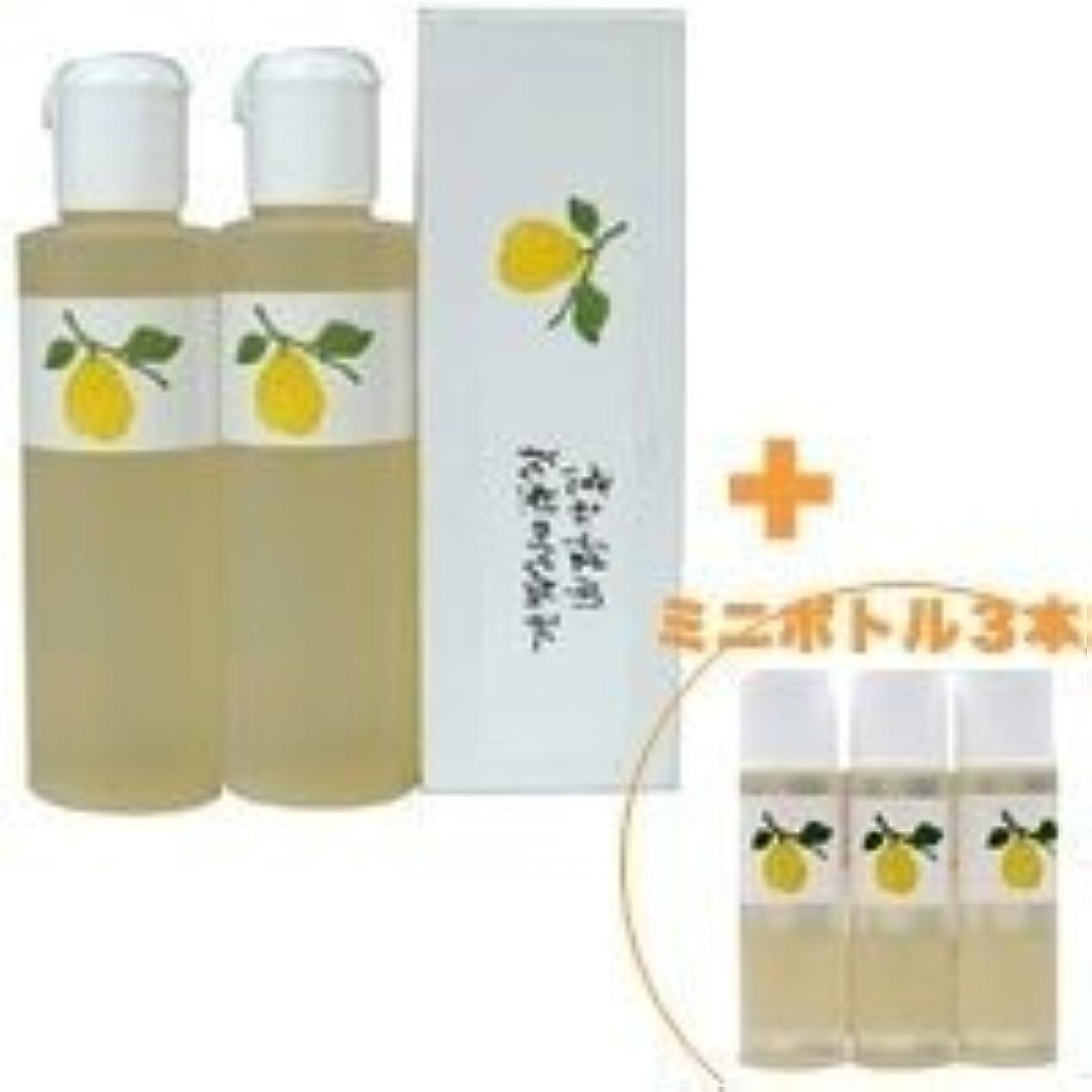 かまどどういたしまして先祖花梨の化粧水 200ml 2本&ミニボトル 3本 美容液 栄養クリームのいらないお肌へ 保湿と乾燥対策に
