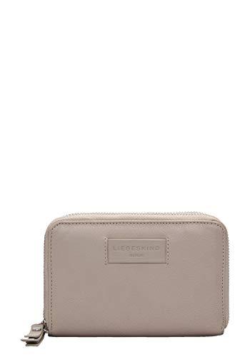 Liebeskind Berlin Damen Essential Sophia Wallet Large Geldbörse, Grau (String Grey), 4x11x17 cm