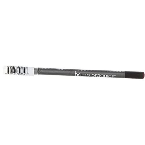 Hemp Originals, Lip Pencil Plum, 0.14 Ounce (0.14 Ounce Pencil)