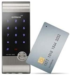 GateMan デジタルドアロックV20 防犯オートロック機能、24時間サポート付き、国内販売店