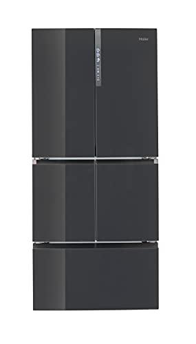 Haier HFF-750CGBJ Kühl-Gefrier-Kombination / 488 Liter / Antioxidant Zone / ABT / Switch Zone / Eiswürfelbereiter / Fresher Sensors / Daylight / Total No Frost