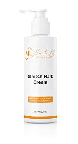 Advanced Stretch Mark Removal Cream | Postpartum cream | Pregnancy Gift | Natural moisturizer cream | Organic Skin Care Lotion For Men & Women | Cellulite Remover – 4Oz