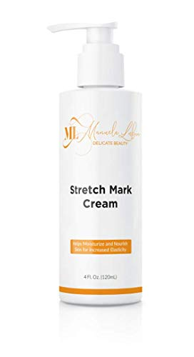 Advanced Stretch Mark Removal Cream | Postpartum cream | Pregnancy Gift | Natural moisturizer cream | Organic Skin Care Lotion For Men & Women | Cellulite Remover – 4Oz