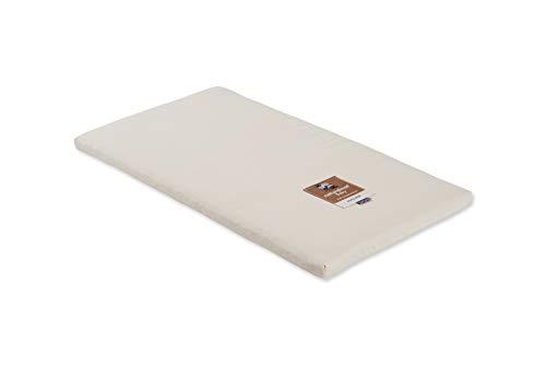Naturalmat Coco Mat, Organic Handmade Hypoallergenic Mattress for Chicco Next2Me Cot Bed, 83 x 50 x 5 cm