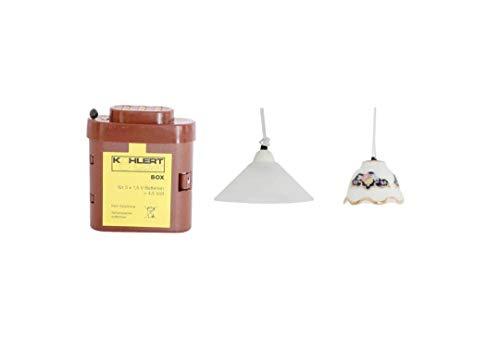 Kahlert Licht 019897 - LED - Hängelampen-Set