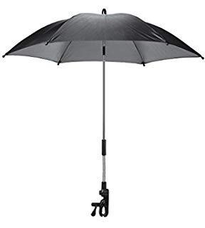 The Wheely-Brella Wheelchair Umbrella Accessory