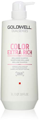 Goldwell Dualsenses Color Extra Rich Brilliance Shampoo, 1er Pack (1 x 1 l)