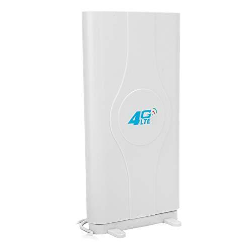 Jingyig Antena 4G LTE, enrutador de Mejora del hogar Antena Externa, para estabilizar la señal Conexión de Red Antena Dispositivo de Red Expande la señal