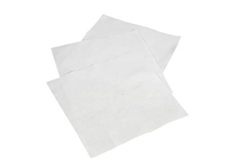 AMF Life paños de microfibra, juego de 3, 20cm x 20cm, universal para limpieza, toalla Gamuza de limpieza, espejo, Wiper, microfibra