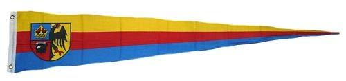Langwimpel Nordfriesland 30 x 150 cm Fahne Flagge
