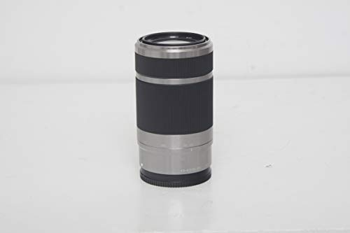 Sony E 55-210mm F4.5-6.3 OSS Lens for Sony E-Mount Cameras (Silver)