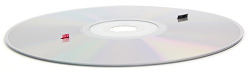 DURAGADGET Disco Limpiador de Lente Compatible con Reproductores de CD, DVD, Blue-Ray, Playstation, Xbox, Nintendo, portátil, Ordenador, minicadena, mp3.