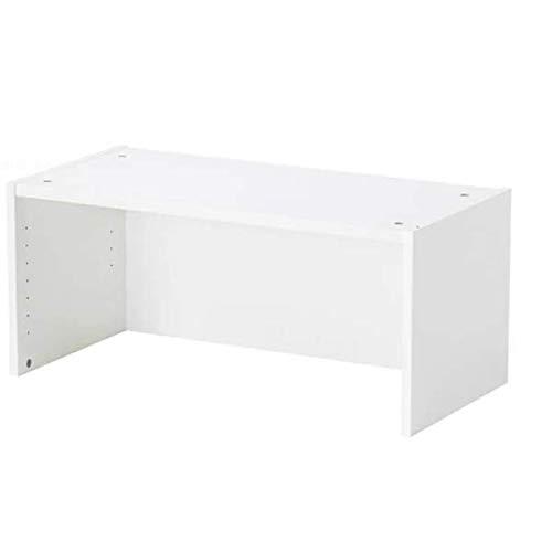 BILLY IKEA Aufsatzregal in weiß; (80x40x35cm)