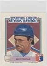Mike Fitzgerald (Baseball Card) 1988 Starting Lineup Talking Baseball - Montreal Expos #11