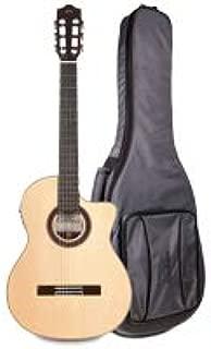 Cordoba Iberia Series GK Studio Gypsy Kings Signature Model Negra and Classical Guitar Gig Bag Bundle