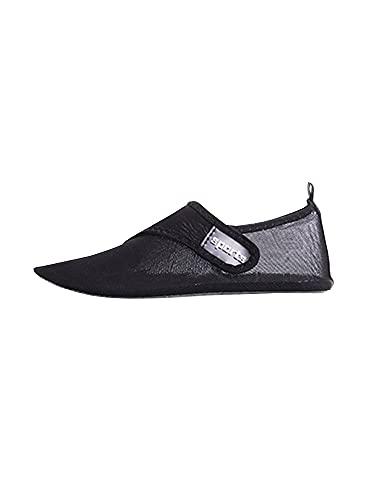 [ネルロッソ] 靴 メンズ シューズ スニーカー スリッポン サンダル メンズ 大きいサイズ オフィス カジュアル 軽量 正規品 24.5cm(39) ブラック cmv24191-39-bl