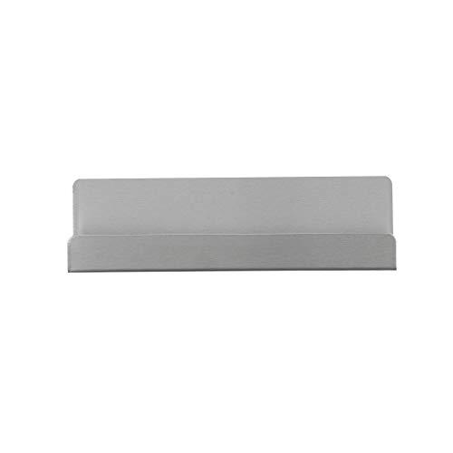Compactor Verdichter magnetisch, Edelstahl, Silber, 21.5 x 4.5 x 6.0 cm