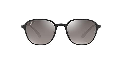 Ray-Ban 0RB4341CH-601S5J-51, Gafas Hombre, Sanding Black, Talla única