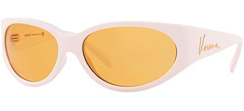 Versace 0VE4386 Gafas, WHITE/YELLOW, 62/16/130 para Hombre