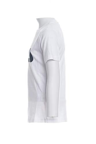 Fila 687196 T Shirt Enfant Blanc 5A