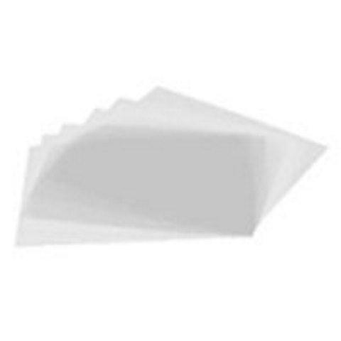 HS100280 1000 PP Vorgeschnittene Blätter CD Overwrap BOPP Folie für Verity VS 4000, Repack-it 101, Recordex StudioWrapper oder Delta (Novak Automation) zum Überwickeln von CDs