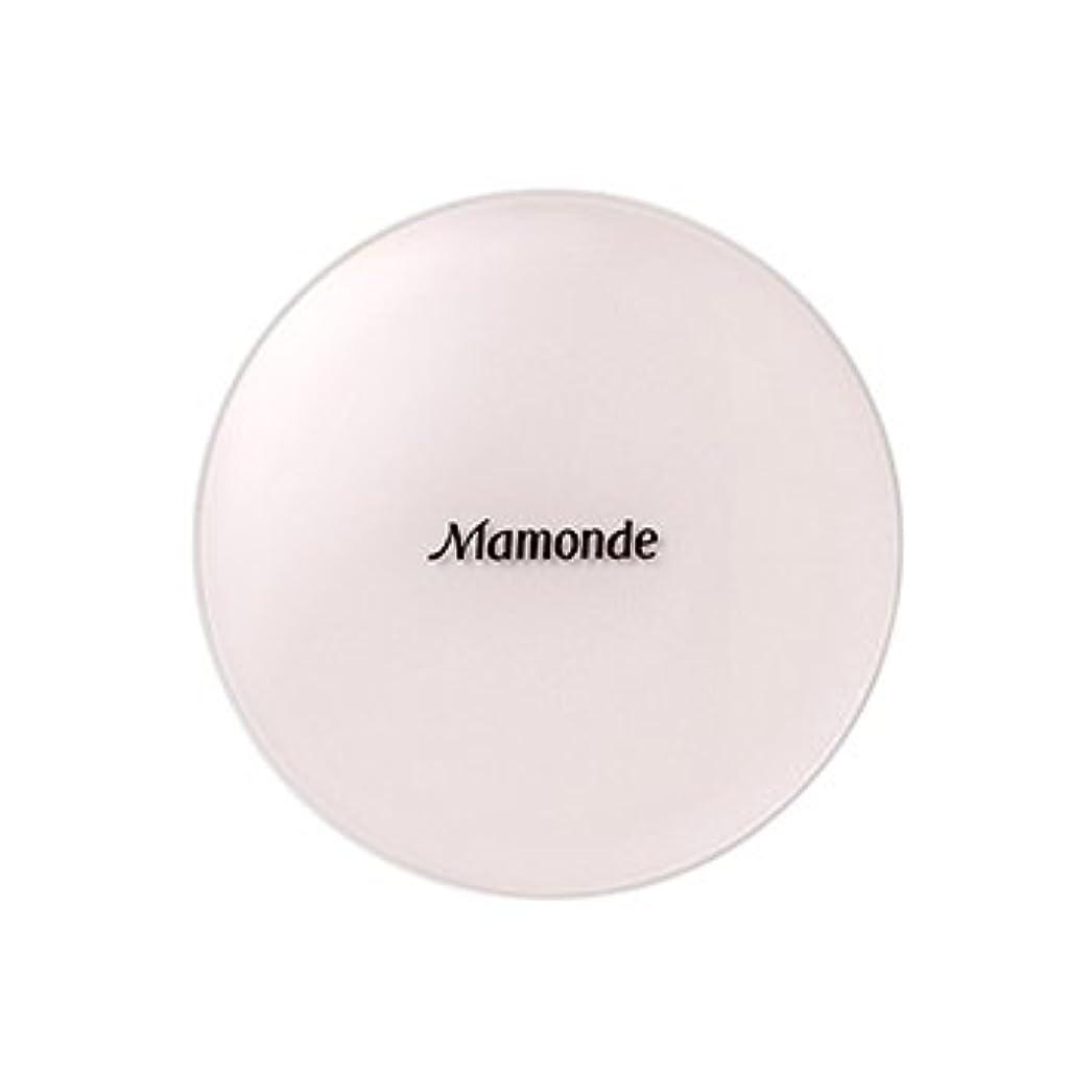 縁ボタン広がり[New] Mamonde Brightening Cover Ampoule Cushion 15g/マモンド ブライトニング カバー アンプル クッション 15g (#21C Medium Peach) [並行輸入品]