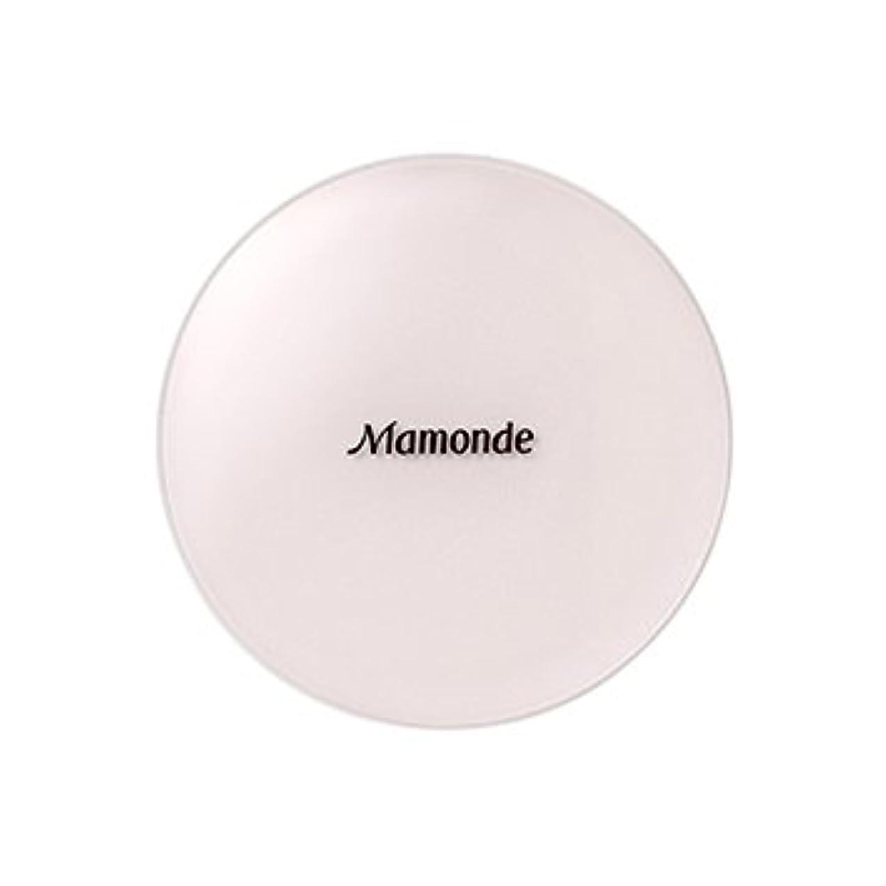 の慈悲で暗殺者憧れ[New] Mamonde Brightening Cover Ampoule Cushion 15g/マモンド ブライトニング カバー アンプル クッション 15g (#17 Light Peach) [並行輸入品]