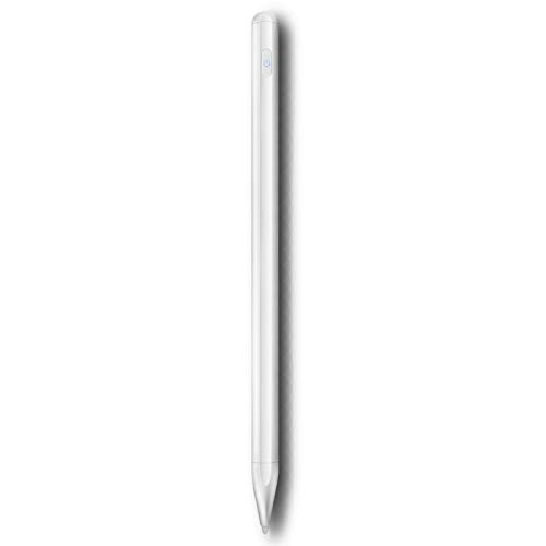 Sendowtek Stylus Pen for Apple iPad with Palm rejection, iPad Stylus Pencil 2nd Gen with High Sensitive and Magnetism, Compatible with Apple iPad Pro 11/12.9 Inch/iPad 2018/ iPad 10.2 inch