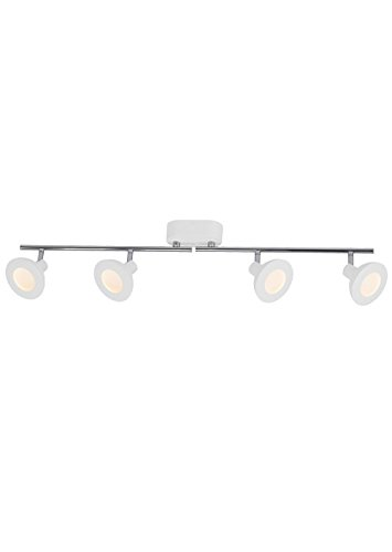 AEG Titania lamp, 5 W, wit/chroom