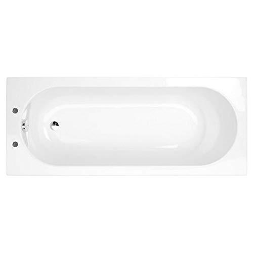 Carona Neptune Rectangular - Acrylic Bath 1600mm x 700mm Single Ended