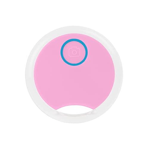 LOOCOO Buscador de Llaves Mini Rastreador GPS de Mascotas Inteligentes Rastreador Bluetooth Resistente Al Agua para Llaves de Gato Y Perro Compatible con iOS Android