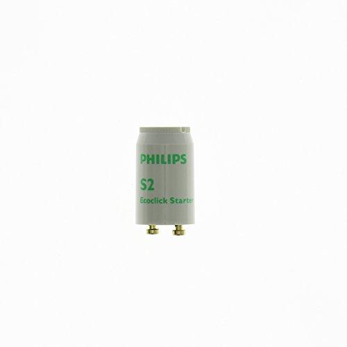 25 Stück S2 Starter 4-22 Watt Reihenschaltung - Philips