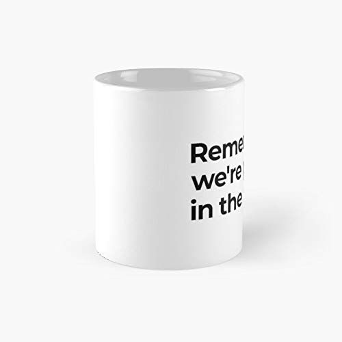 Remember Parked In The Suez Ever Given Container Ship Stuck Canal Classic Mug - 11 Ounce For Coffee, Tea, Chocolate Or Latte.
