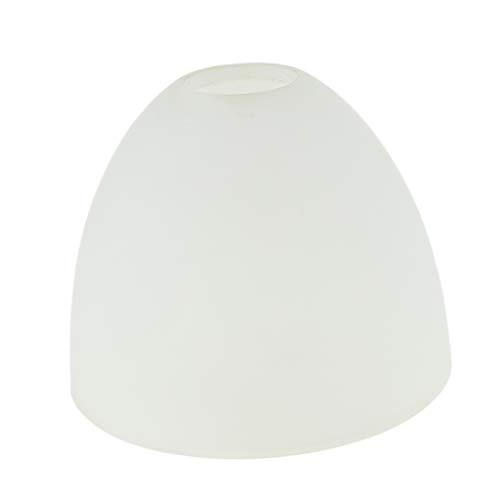 KESOTO Ersatzglas Lampenglas Vintage Lampenschirm für E27 Lampenfassung - Typ 3