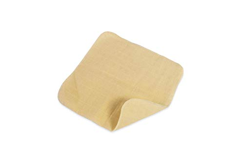 Otuli - Toallitas desmaquillantes para limpieza facial de muselina de algodón, lavables, 3 unidades de 30 x 30 cm.