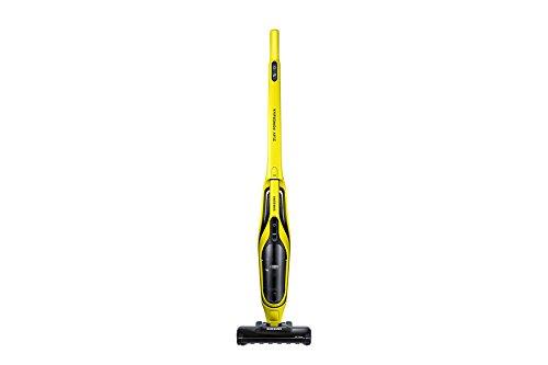 Samsung Powerstick Staubsauger ohne Beutel, 30 W 260 x 1100 x 165 mm (LxAxP) gelb