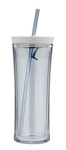 Contigo Shake and Go Vaso Térmico, 591.5 ml, Transparente