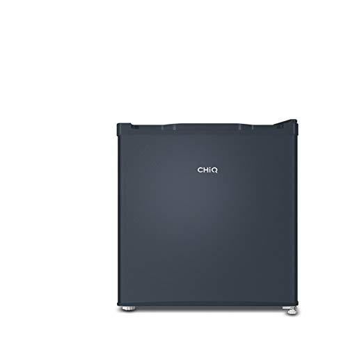 CHiQ FSD46D42 Mini Bar Kühlschrank 46 L | Mini Kühlschrank mit Tiefkühlfach | 49,6 x 47,4 x 44,7 cm (HxBxT) | A++ Energieverbrauch 84 kWh/Jahr | Mini Bar mit Gefrierfach| Sehr Leise 40db