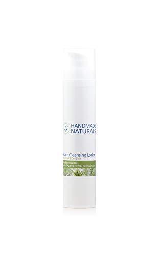 Handmade Naturals Facial Cleanser, Rose/Hemp and Joj