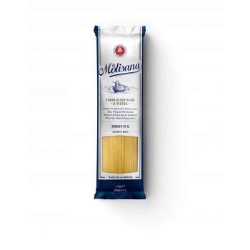 10x Pasta La molisana 100% Italienisch spaghettin° 15 Nudeln 500 g