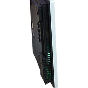 Medidor Co2 profesional de pared con gran pantalla 38x28cm para hostelería y empresas - Detector de dióxido de carbono, temperatura y humedad. Con sensor Co2 europeo