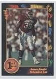 James Goode (Football Card) 1991 Wild Card Draft - [Base] #69