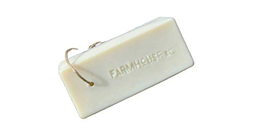 Kitchen dish, cleaning and hand soap, solid bar. Handmade, organic, mild, cuts grease and grime. Plastic-free soap and eco-friendly packaging. Vegan-friendly and cruelty-free soap. Patchouli-Cedarwood