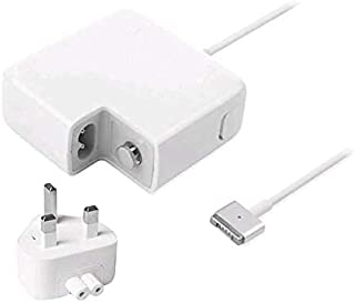 REPLACEMENT ADAPTER FOR APPLE MACBOOK MAGSAFE 2 45W 14.85V 3.05A MODEL A1465 A1466 A1436