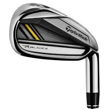 Lefty New Taylormade Rocketbladez HP Pitching Wedge/Steel XP100 Stiff Flex -  TMAG