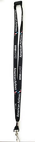 ConleyTech American Airlines AA Lanyard