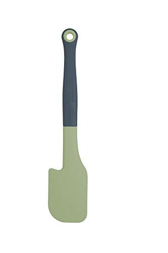Kitchen Craft Colourworks-Detergente Multi spatola in Silicone, 30 cm, Colore: Verde Classico, 6 x 2 x 28.5 cm