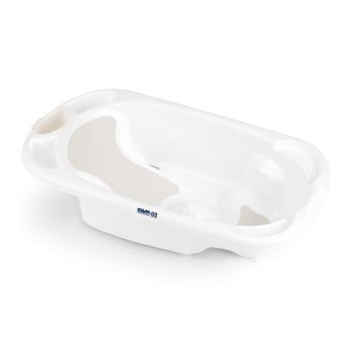 Baby Bagno Vaschetta Bianco Perlato U02 Cam Art.C090