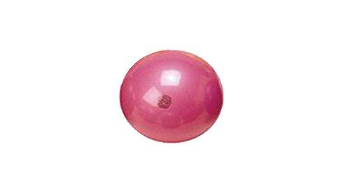 Amaya 351100 - Balón de Gimnasia rítmica (diámetro de 180 a 200 mm, Peso 400 - 410 g, Multicolor, 180 - 220 mm)